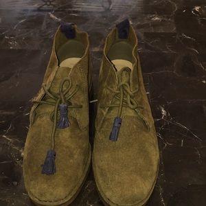 Low cut boots/